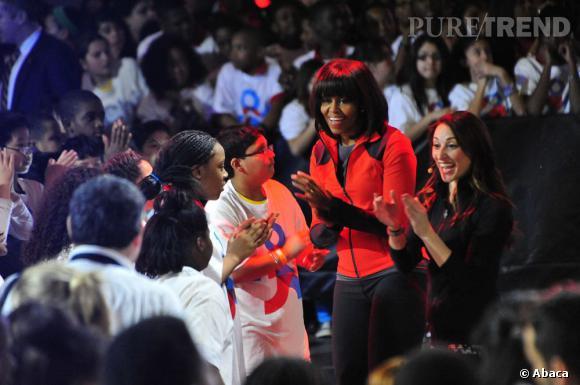 Michelle Obama, une Première dame très engagée.