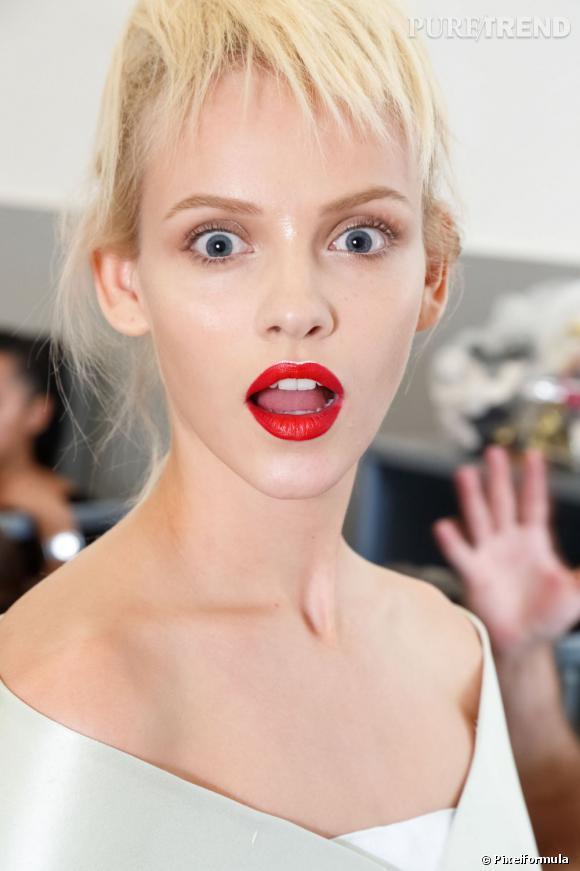 Les secrets inavoués du rouge à lèvres.