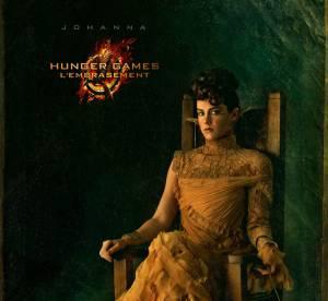 Hunger Games 2, L'Embrasement : L'affiche exclusive de Jena Malone alias Johanna Mason