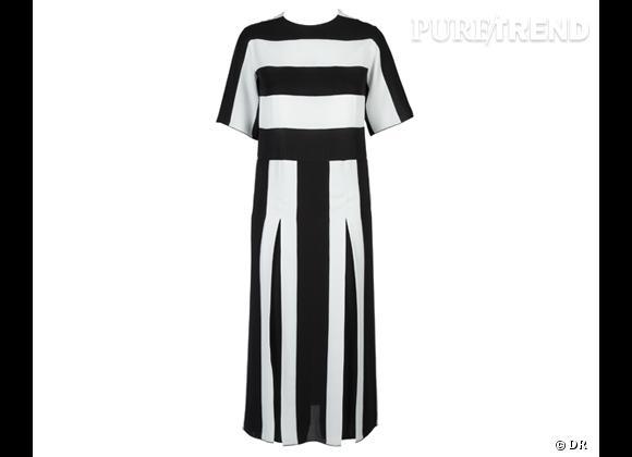 Tendance rayures : le bon shopping       Robe Marc Jacobs, prix sur demande