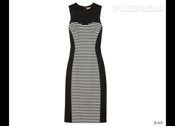 Tendance rayures : le bon shopping       Robe Michael Kors, 810 € sur  Net-a-porter.com