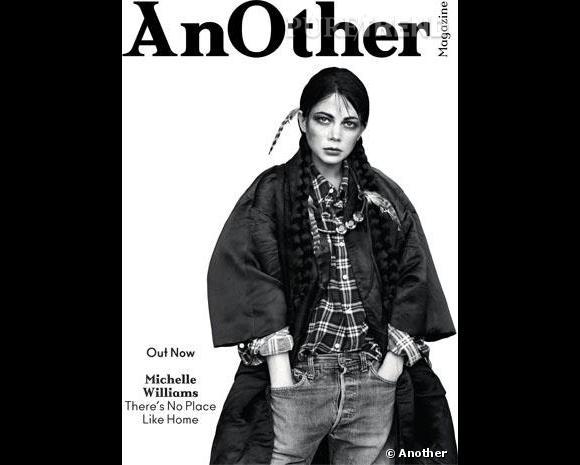 Michelle Williams, sa couverture pour AnOther Magazine fait polémique.