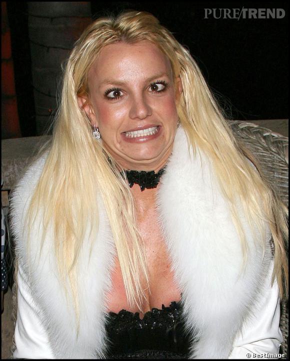 Britney Spears : ses 10 meilleures grimaces en images.
