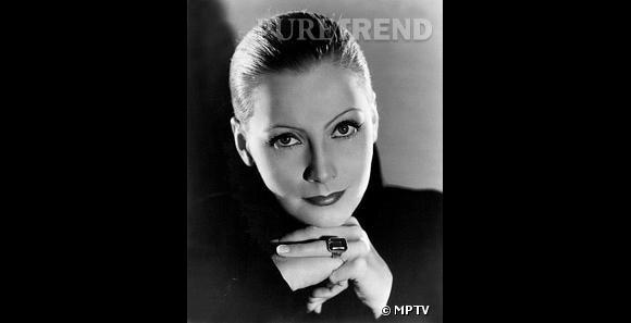 Dans l'assiette d'une icône, Greta Garbo.
