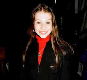 Michelle Trachtenberg aux Kids Choice Awards en 1998.