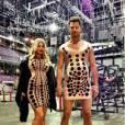 Josh Duhamel sait faire preuve d'humour ! ll n'a pas hésité à soutenir sa femme lors de l'émission KCA.