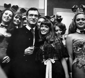 Hugh Hefner et ses 1000 conquetes... La retro des vrais playboys