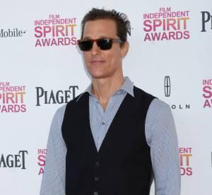 Matthew McConaughey : dans l'espace avec Interstellar de Christopher Nolan ?