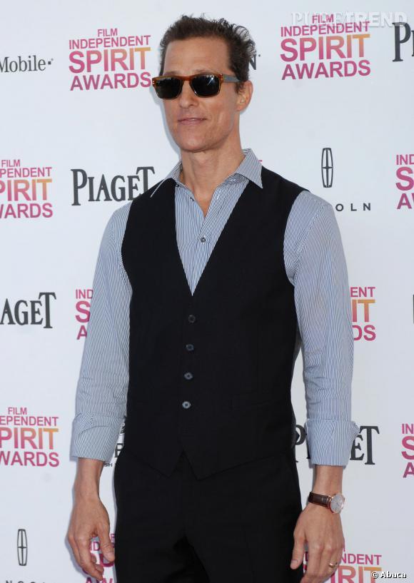 """Matthew McConaughey pourrait être au casting du prochain film de Christopher Nolan """"Interstellar""""."""