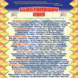 La programmation officielle de l'édition 2013 de Glastonbury.