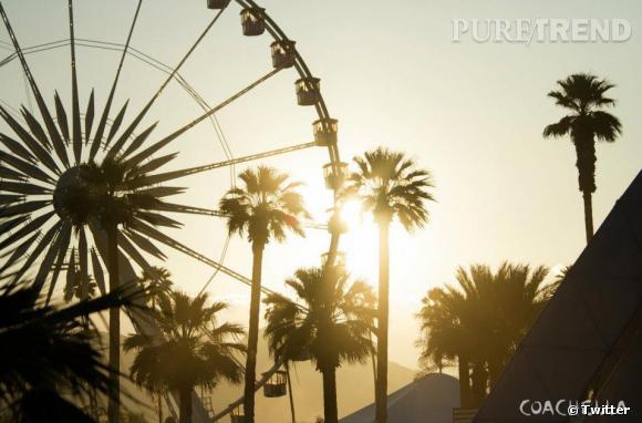 Festival de Coachella 2013, du 12 au 14 avril et du 19 au 21 avril.