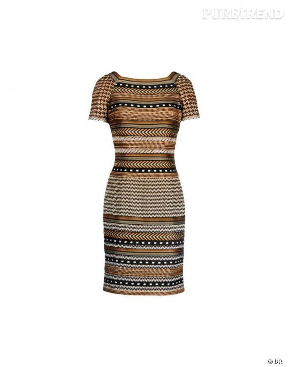 Nos must have à shopper sur le nouveau e-shop de Missoni :    Robe, 3130 €