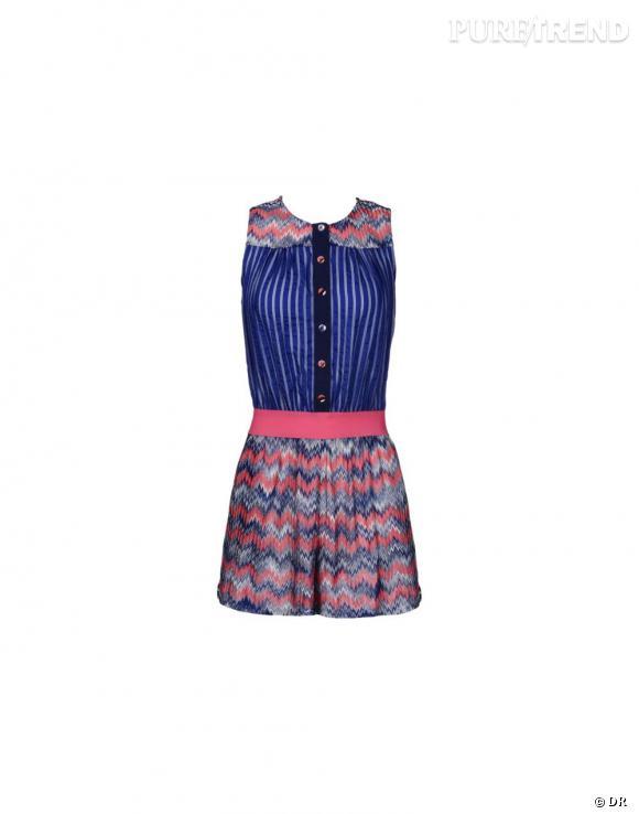 Nos must have à shopper sur le nouveau e-shop de Missoni :    Combi-short, 450 €