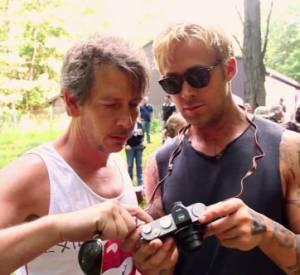 Dans la vidéo, chaque acteur parle de son personnage et de son rapport au film de Derek Cianfrance.
