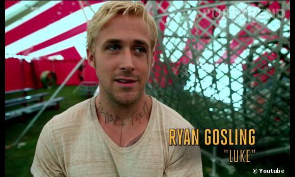 """Ryan Gosling parle de Luke, son personnage dans """"The Place Beyond The Pines"""", et de son désir de braquer une banque."""