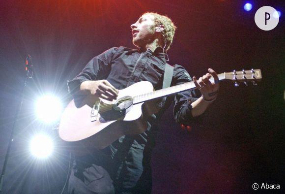 Coldplay triomphe en 2005.