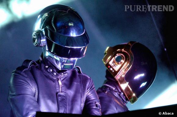 Les Daft Punk impose l'électro à la française en 2006.