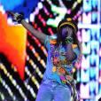 M.I.A met les femmes et le rap à l'honneur à Coachella en 2009.