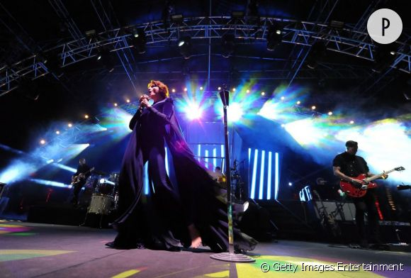 Florence + The Machine en 2012.