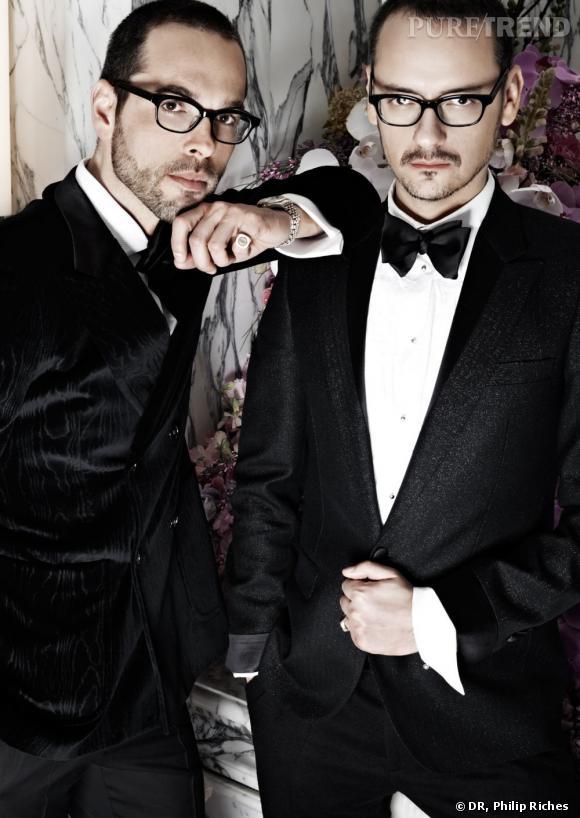 Le duo Viktor & Rolf revient sur les podiums de la Couture en juillet 2013.