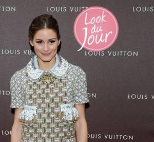 Olivia Palermo, bonne eleve chez Louis Vuitton