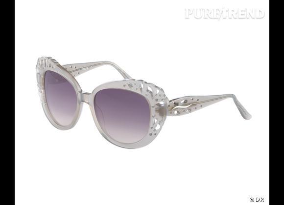 Le must have de Marijke bis      La première collection de lunettes de soleil L'Wren Scott