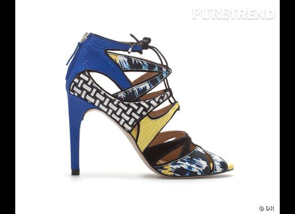 Le must have d'Amélie bis     Sandales Zara, 89,95 €