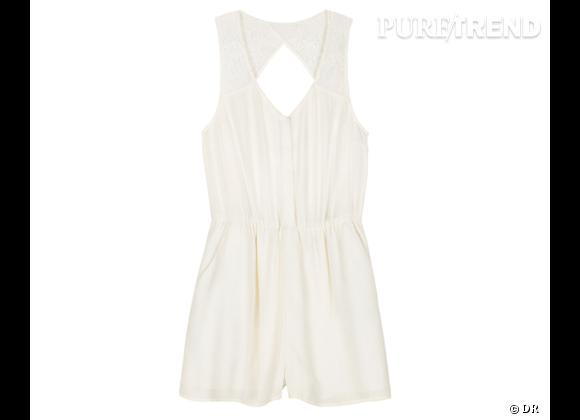 Le must have de Chloé     Combi-short H&M, 24,95 €