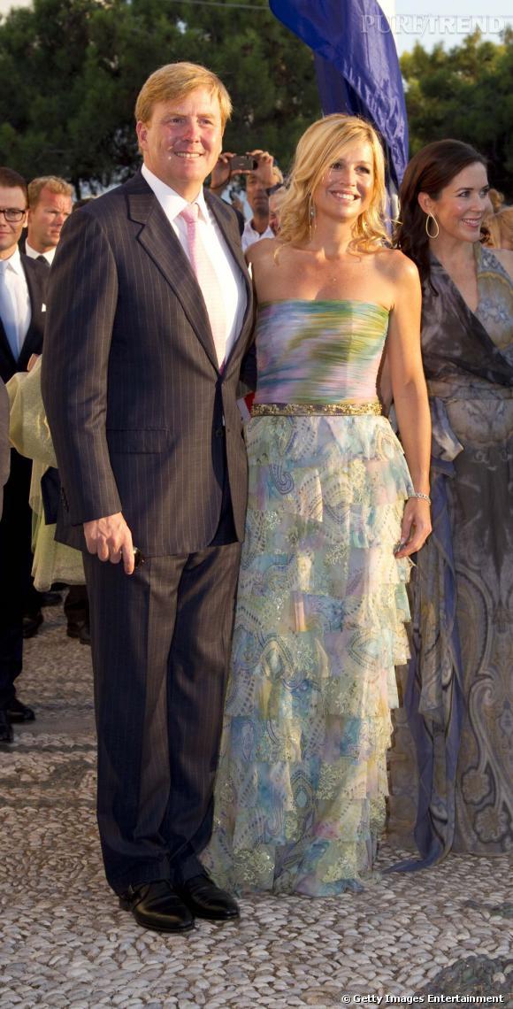 La reine Maxima des Pays Bas, le plus bel atout du roi Willem-Alexander.