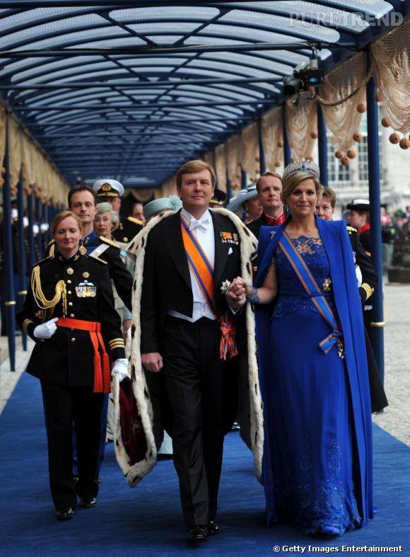 La Princesse Maxima est reine des Pays-Bas depuis ce mardi 30 avril 2013.