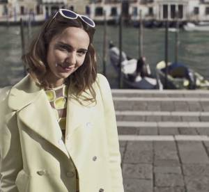 Course-poursuite dans les rues de Venise pour Louis Vuitton