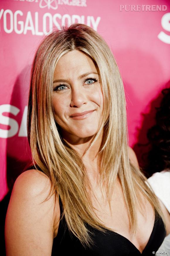Jennifer Aniston : Elle se trouvait potelée à ses débuts.