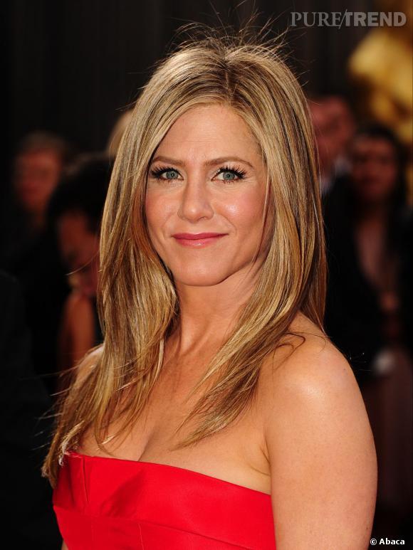 Jennifer Aniston, un parcours capillaire plus chaotique qu'on l'imagine !