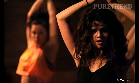 """Selena Gomez a partagé une courte vidéo des répétitions de danse pour """"Come and Get It""""."""