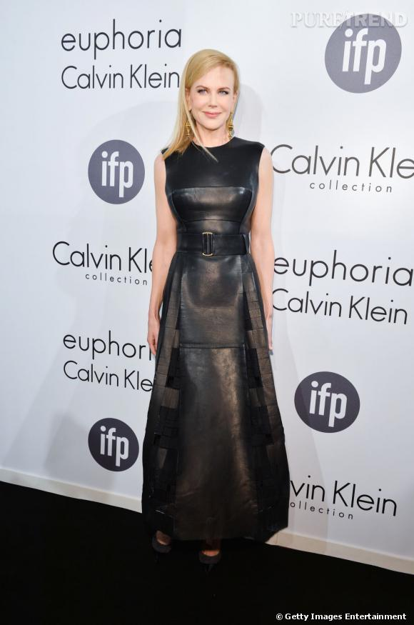 Nicole Kidman à la soirée Women in Film avec Calvin Klein.