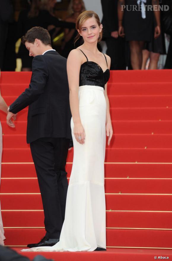 Emma Watson superbe en Chanel.