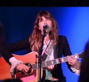 Cannes 2013 : Lou Doillon en concert prive au Carre Bleu Grey Goose