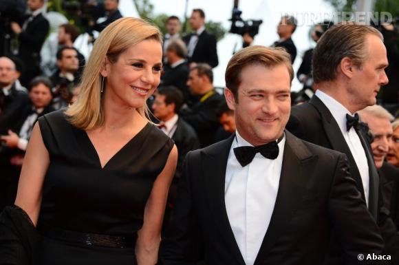 Cannes 2013 : Laurence Ferrari et  Laurent Capucon