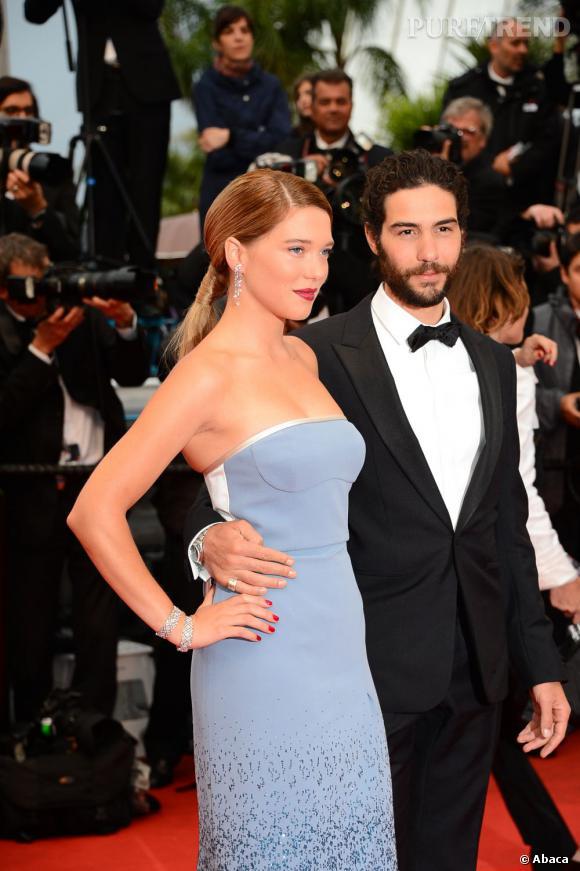 Cannes 2013 : Léa Seydoux et Tahar Rahim pour Grand Central