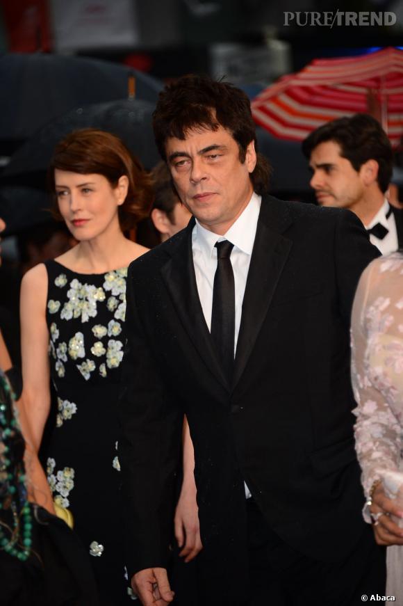 Cannes 2013 : Le ténébreux Benicio Del Toro