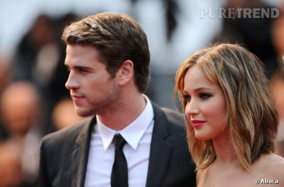 Cannes 2013 : le couple glamour Jennifer Lawrence et Liam Hemsworth