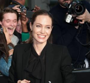 Angelina Jolie : 38 ans a Paris pour la femme fatale