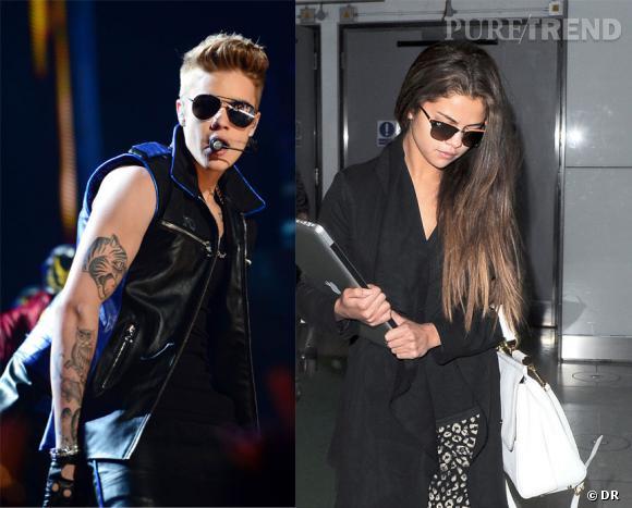 Selena Gomez et Justin Bieber se seraient de nouveau séparés. La période d'essai n'aura pas duré très longtemps !