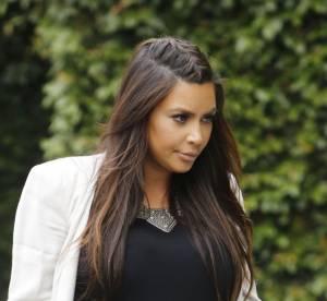 Kim Kardashian, en pleurs devant le cadeau de Kanye West