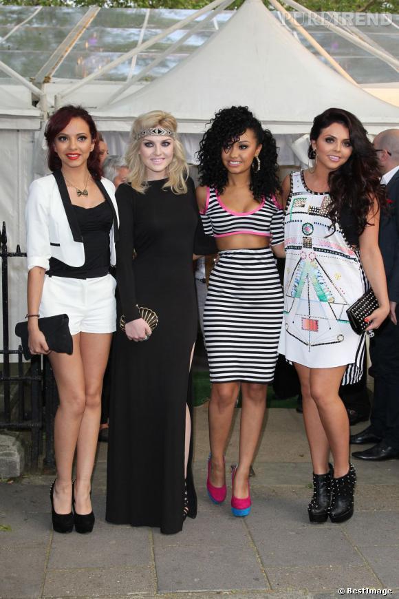 Les Little Mix battent le record des Spice Girls pour la meilleure entrée d'un album au Billboard 200 pour un groupe anglais.