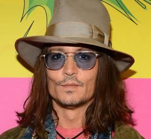 Johnny Depp : 50 ans pour le sexy dandy et acteur chouchou de Tim Burton