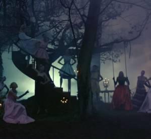 Christian Dior dévoile la forêt enchantée de Versailles