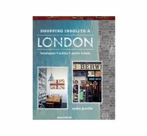 Shopping évasion : dans ma valise pour Londres !