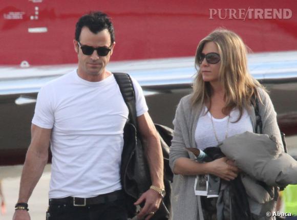 Jennifer Aniston et Justin Theroux, un mariage repoussé !