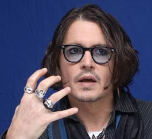 Johnny Depp : son fils lui prefere Iron Man !